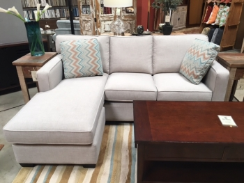 Lyric sofa with chaise