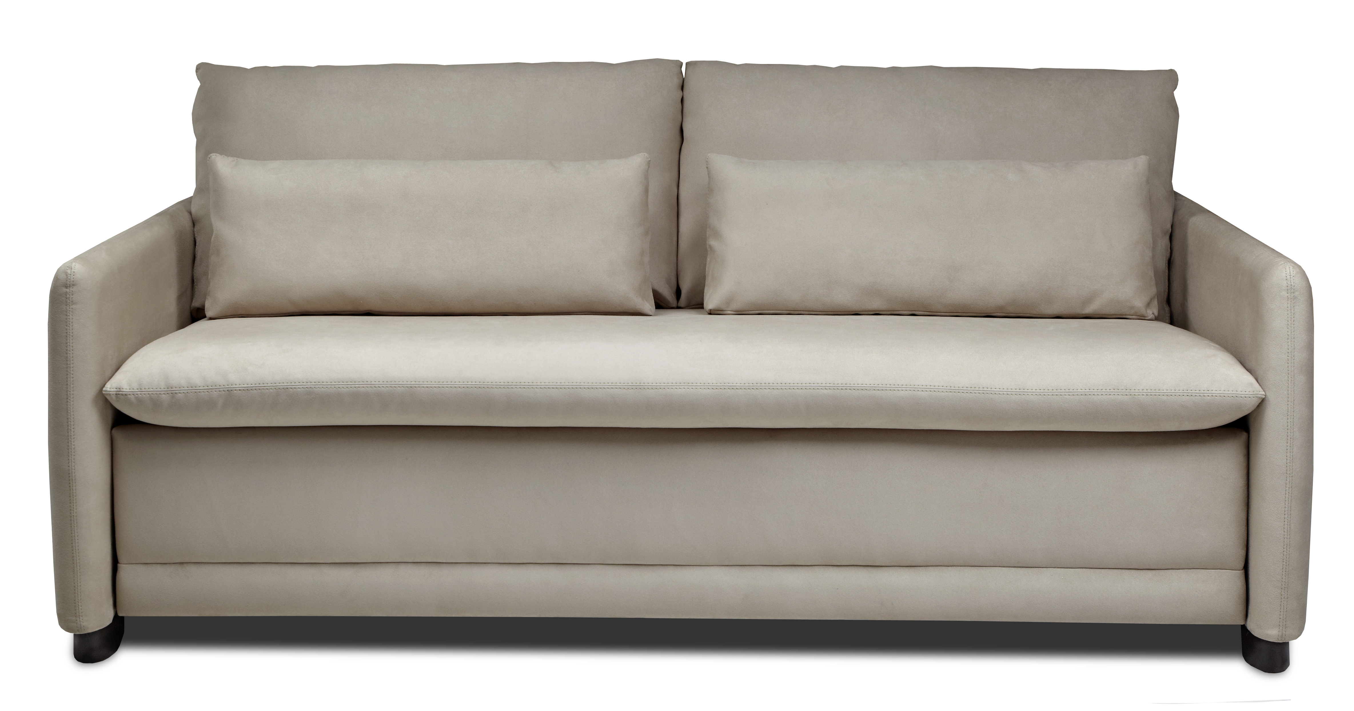 hailey the hailey is pure comfort in a sleek design generous seating soft arms and layered pillows create a welcoming retreat