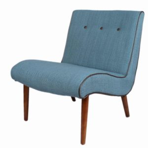 Alex Chair in Teal