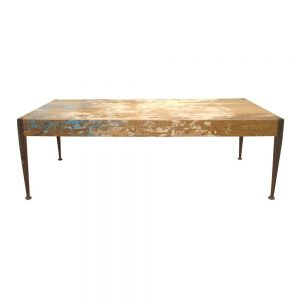 antigua coffee table front