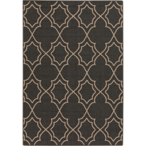 Carbon Outdoor Rug