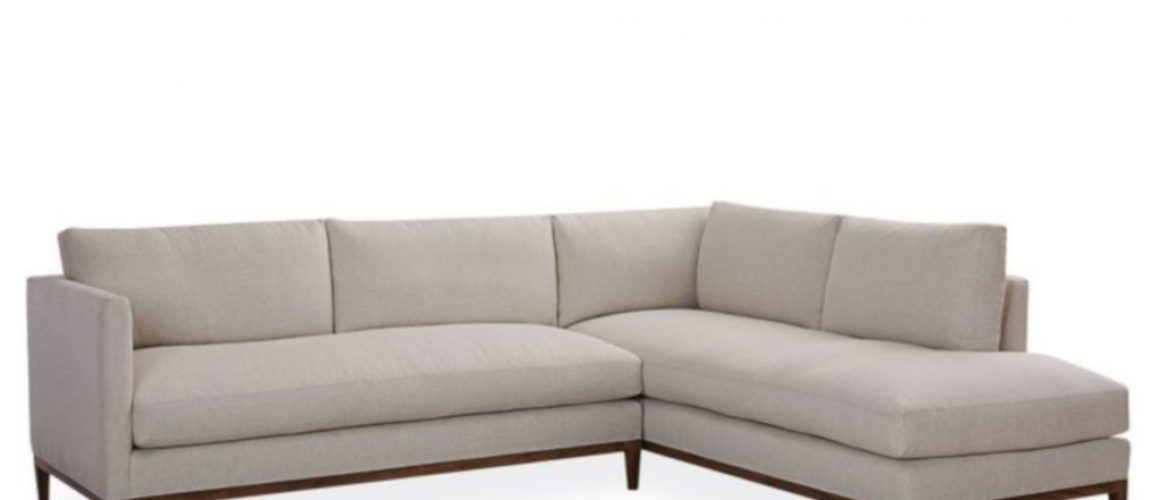 3583-LBC Loveseat with Bumper Chaise
