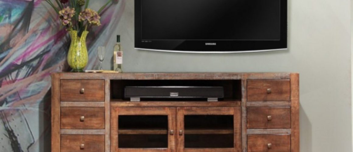 Urban Gold TV Stand