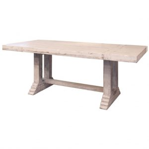 "Terra White 79"" Dining Table"