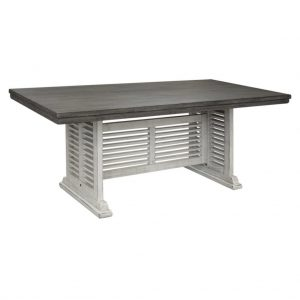 Stone Counter Height Dining Table