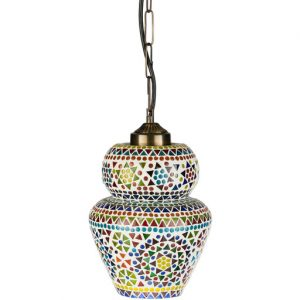 Santillian 1 Pendant Ceiling Light