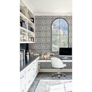 2019 bold patterned wallpaper
