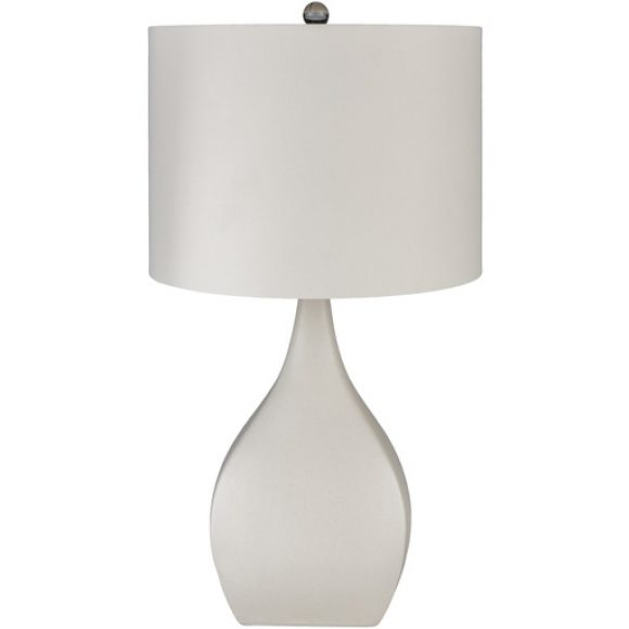 Hinton Cream Lamp 1