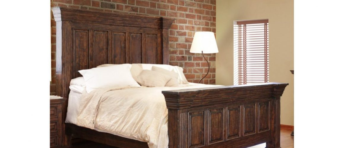 Terra Brown Bed