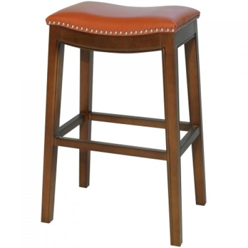 Elmo Bar Stool-Pumpkin