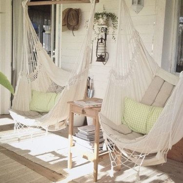 Hammock for patio