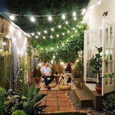 Patio Lighting