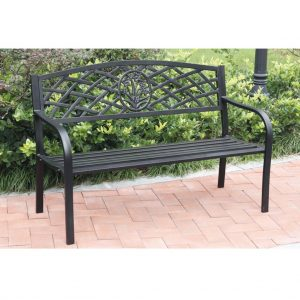 Jewel's Terrace Outdoor Bench