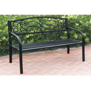 Strawberry Creek Outdoor Bench
