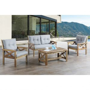 Manzanita 4-PCS Outdoor Set