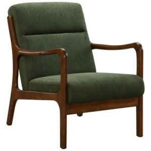 Anton Armchair in Green