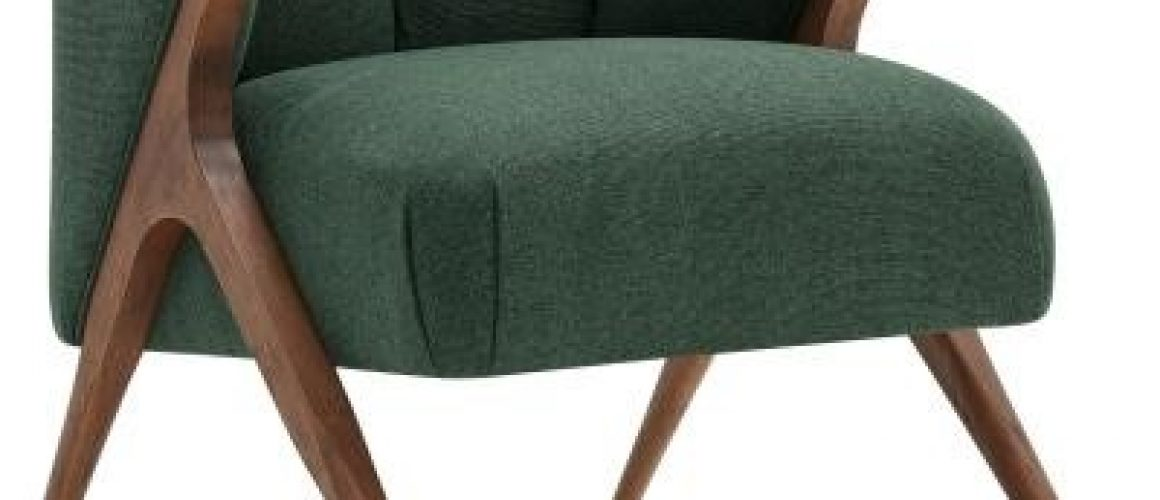 Florence Chair in Havana Green