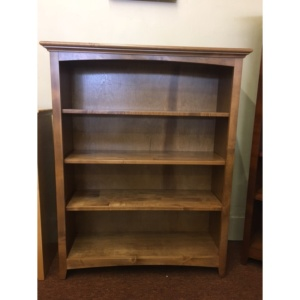 McKenzie Bookcase in Hazelnut Finish