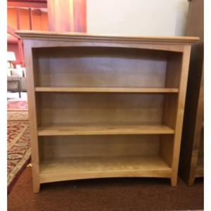 McKenzie Bookcase in Natural Alder Finish
