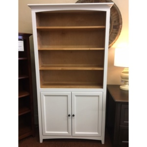 McKenzie Bookcase with Doors