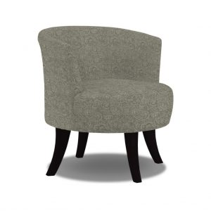 Steffen Swivel Chair in Marble