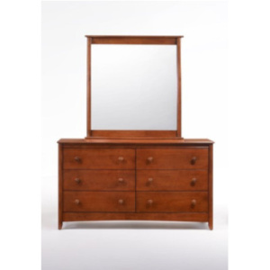 Secrets 6 Drawer Dresser