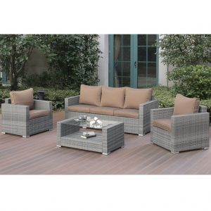 Grove 4-PCS Outdoor Set