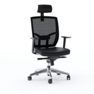 TC-223 Leather Office Chair