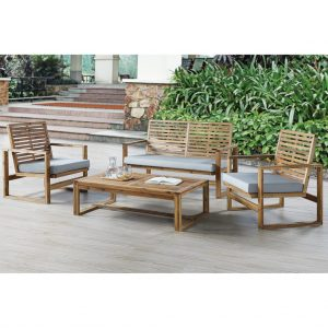 Kennelly 4-PCS Outdoor Set