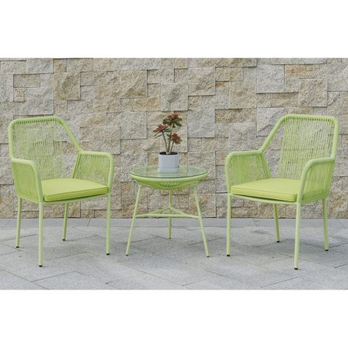 green outdoor set