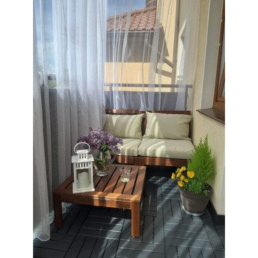 outdoor curtain small balcony
