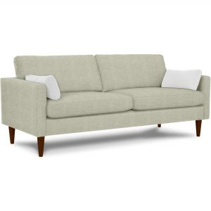 Trafton Sofa in Silver