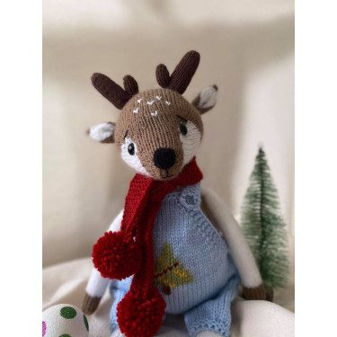 Reindeer Stuffed Animal