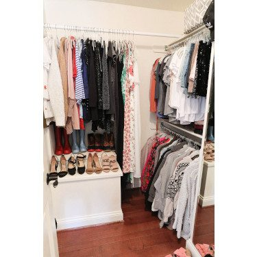 Spring Decor Fresh Wardrobe