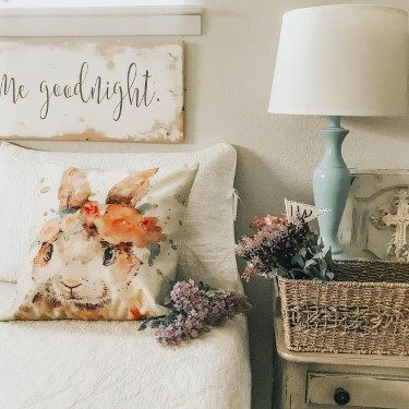 Spring Decor Refresh and Revivie