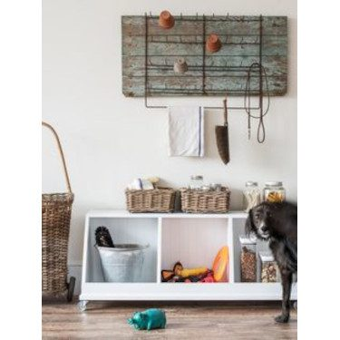 Pet Design Entryway
