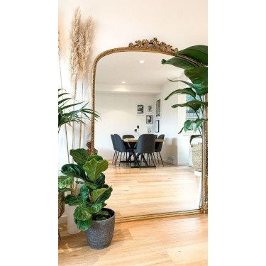 Accent Mirror Living Room