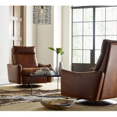 Man Cave American Leather